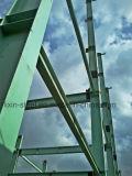 Montaggio d'acciaio della struttura per l'edificio Multi-Storey di Constructure del blocco per grafici del metallo