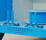 Laje de núcleo oco fio multifuncional de puxar a máquina para plataforma de concreto