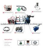 HDPE van Sud 315h de Hete Machine van de Fusie