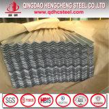Lamina di metallo d'acciaio ondulata galvanizzata Gi di SGCC