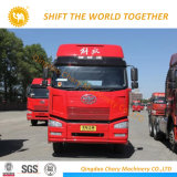 camion di rimorchio del camion o del contenitore del trattore di 460HP FAW 6X4