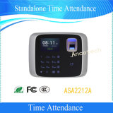 Dahua USBのポートのスタンドアロン指紋の時間出席(ASA2212A)