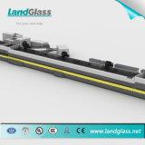 Horno plano continuo del vidrio Tempered de la convección del jet de Landglass
