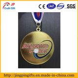 Il baseball personalizzato mette in mostra le medaglie del metallo