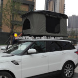 Tenda dura nera della parte superiore del tetto delle coperture per il campeggio esterno