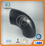 ASME B16.9の継ぎ目が無い炭素鋼の管付属品90度の肘(KT0206)