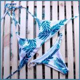 Maillots de bain de lanière de Beachwear de vêtements de bain de courroie