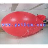 Kundenspezifischer aufblasbarer bekanntmachender Ballon-Helium-Ballon/aufblasbarer Belüftung-Ballon