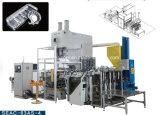 Aluminiumfolie-Behälter-Maschinen-oberste intelligente Zeile