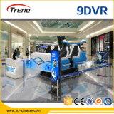 Drei Seat 360 Degree virtuelle Realität Cinema Amusement Park Simulator für Sale