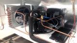 Автоматическое оттаивание супермаркет комби островных морозильной камере со сдвижной стеклянной двери