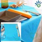 처분할 수 있는 PP Spunbond 짠것이 아닌 테이블 덮개 또는 상보, 비 길쌈된 TNT 테이블 덮개 또는 상보