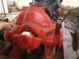 Морская внешняя система бой пожара с пожарным насосом/монитором/двигателем дизеля пожара