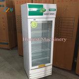 Einzelner Glastür-Getränk-Kühlraum