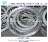 Collegare ovale d'acciaio galvanizzato caldo