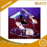 De duidelijke AcrylVertoning van Eyewear van de Opslag van Juwelen Plastic Kleinhandels Kosmetische met Sloten