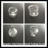 [400مل] أسطوانة زجاجيّة تخزين مرطبان