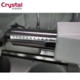 Het Draaien van de Draaibank van China Goedkope CNC Machine met de Houder van het Hulpmiddel van 4 Post Ck6136A