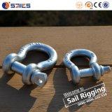 Hochfester Stahl-heiße eingetauchte galvanisierte Fessel G209
