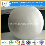 Protezioni di estremità ellittiche servite materiale dell'acciaio inossidabile AISI 304