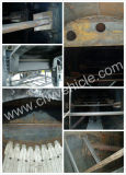Tipo Semi-Trailer maioria de 3 Alxes V do tanque da potência do cimento
