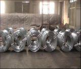 Commerce de gros de la bobine de fil de liaison avec les petits/fil galvanisé pour la construction