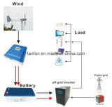 3kw van het Systeem van de Turbine van de Wind van het Systeem van de Macht van de Wind van het Net