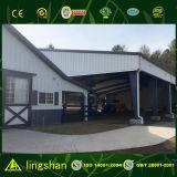 Almacén prefabricado barato de la estructura de acero del precio de fábrica
