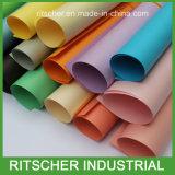 Document van Kraftpapier van het Document van het Document van de Parel van het Document van de kleur het Verpakkende voor Pakket