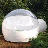 خيمة خيمة قابل للنفخ شفّافة شفّانيّة