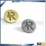 Forma de Escudo De Metal Regalos promocionales regalo Insignia Insignia