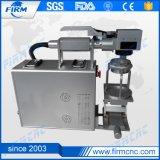Faser-Laser-Markierungs-Maschine für Plastikgummialuminium