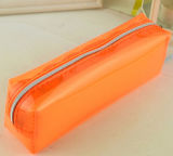 Transparentes PVC Pencil Fall, Pencil Bag für School Students