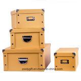 A HOME veste a caixa de armazenamento de dobramento de papel/caixa de armazenamento de múltiplos propósitos do brinquedo