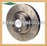 Fabrikant van de Oppervlaktebehandeling van het Prototype van de Snelheid van de Winkel van de Baan van China CNC de Fijne