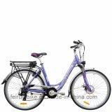 "28 ""、250-500W都市電気バイクの自転車のEbike Bafang後部モーター"