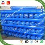 Folha de plástico reciclado PE Oleados Roll China PE ROLOS DE TOLDO