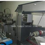 Rolo automático para rolar os fornecedores da máquina de impressão da tela do PVC (TM-ZP)
