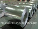 Hauptzink beschichtete galvanisierten StahlringGiregular-Flitter