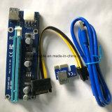 60cm миниое PCI-E выражают рослость к кабелю USB 3.0 для минирование Bitcoin