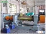 22 pulgadas del alto rodillo de la configuración dos de mezcla de máquina de goma del molino