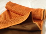 toallas de enfriamiento de secado rápido de los deportes de 80%Polyester Microfiber