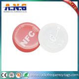 アクセス制御のためのOEMによってカスタマイズされる小型円形RFIDのエポキシのカード