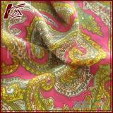 Tissu d'impression personnalisée crêpe de soie
