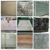 Verde di vendita calda/bianco cinese/colore giallo/nero/mattonelle di marmo naturali rosse/blu con buona qualità