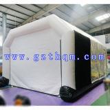 Cabina di spruzzo gonfiabile automatica mobile/cabine portatili gonfiabili della vernice di spruzzo per l'automobile
