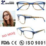高品質のアセテートのEyewearの接眼レンズの光学ガラスフレーム