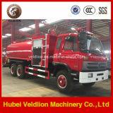 Dongfeng 6X4 210HP 15, 000 van het Water van de Tank Liter van de Vrachtwagen van de Brand