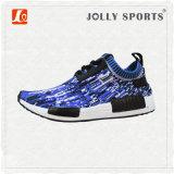 Nuevo diseño de moda de estilo deportivo tejida la ejecución de la mens Womens zapatos