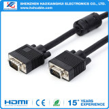 男性への男性が付いている高品質VGAのコンピュータRGB Cable/VGAケーブル